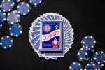 Cohorts Classics Blue Playing Cards by Ellusionist