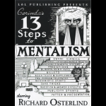 13 Steps To Mentalism (6 Videos) by Richard Osterlind