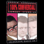 100 percent Commercial Volume 1 - Comedy Stand Up by Andrew Normansell