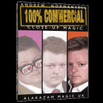 100 percent Commercial Volume 3 - Close-Up Magic by Andrew Normansell