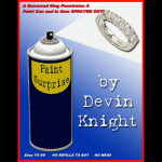 Paint Can Surprise by Devin Knight -