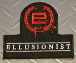 Ellusionist Logo Iron-On Patch