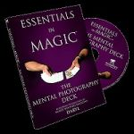 Essentials in Magic: The Mental Photography Deck [日本語吹替]
