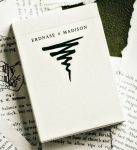 ExM Black Playing Cards by Ellusionist