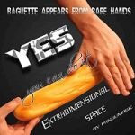 Extradimensional space (Baguette) by Taiwan Ben & Pangu Magic