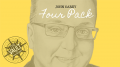 The Vault - Four Pack by John Carey