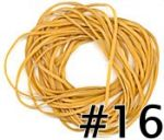 Gold Rubberbands (#16)