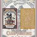 Global Titans (Gold) by The Expert Playing Card Co.