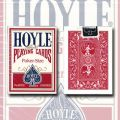 Hoyle Poker Deck (Red) by USPCC