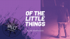 The Vault - Of the Little Things Vol. 1 by Alan Rorrison