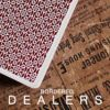 Madison Dealers Playing Cards [Red Bordered] by Ellusionist