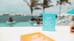 Summer NOC (Light Blue) Playing Cards