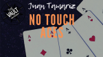 The Vault - No Touch Aces by Juan Tamariz