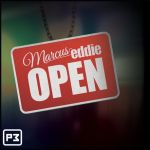 Open by Marcus Eddie