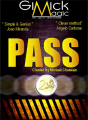 PASS (Blue) by Mickael Chatelain