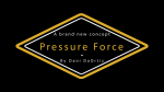 Pressure Force by Dani DaOrtiz