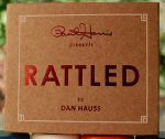 Rattled (White) by Dan Hauss