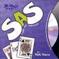SAS (Signed And SandWiched) by Mark Mason and JB Magic