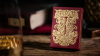 Sword T Luxury Edition (Red) Playing Cards by TCC