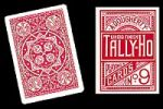 Tally Ho Fan Back (Red)