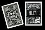 Tally Ho (Fan Back / Black)