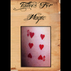 Tattoos (Six Of Hearts) 10 pk.
