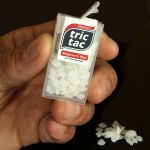TRIC TAC - Miracle Magician's Wax by Steve Fearson