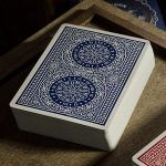 Tycoon Playing Cards (Ming Blue) by Theory11