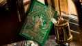 Tycoon Playing Cards (Green) by Theory11