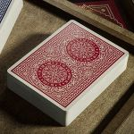 Tycoon Playing Cards (Crimson Red) by Theory11