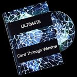 Ultimate Card Through Window by Eric James