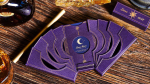 Violet Luna Moon Playing Card Limited Edition by Bocopo